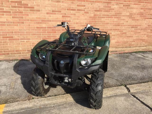 2014 Yamaha Grizzly 550 FI Auto. 4x4 EPS in Kingsport, Tennessee