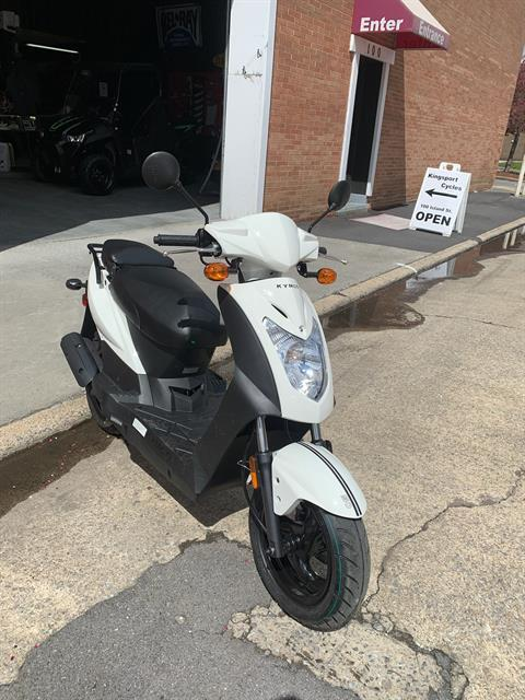 2020 Kymco AGILITY 50 in Kingsport, Tennessee - Photo 2