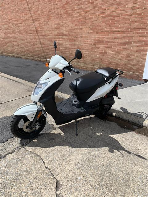 2020 Kymco AGILITY 50 in Kingsport, Tennessee - Photo 3
