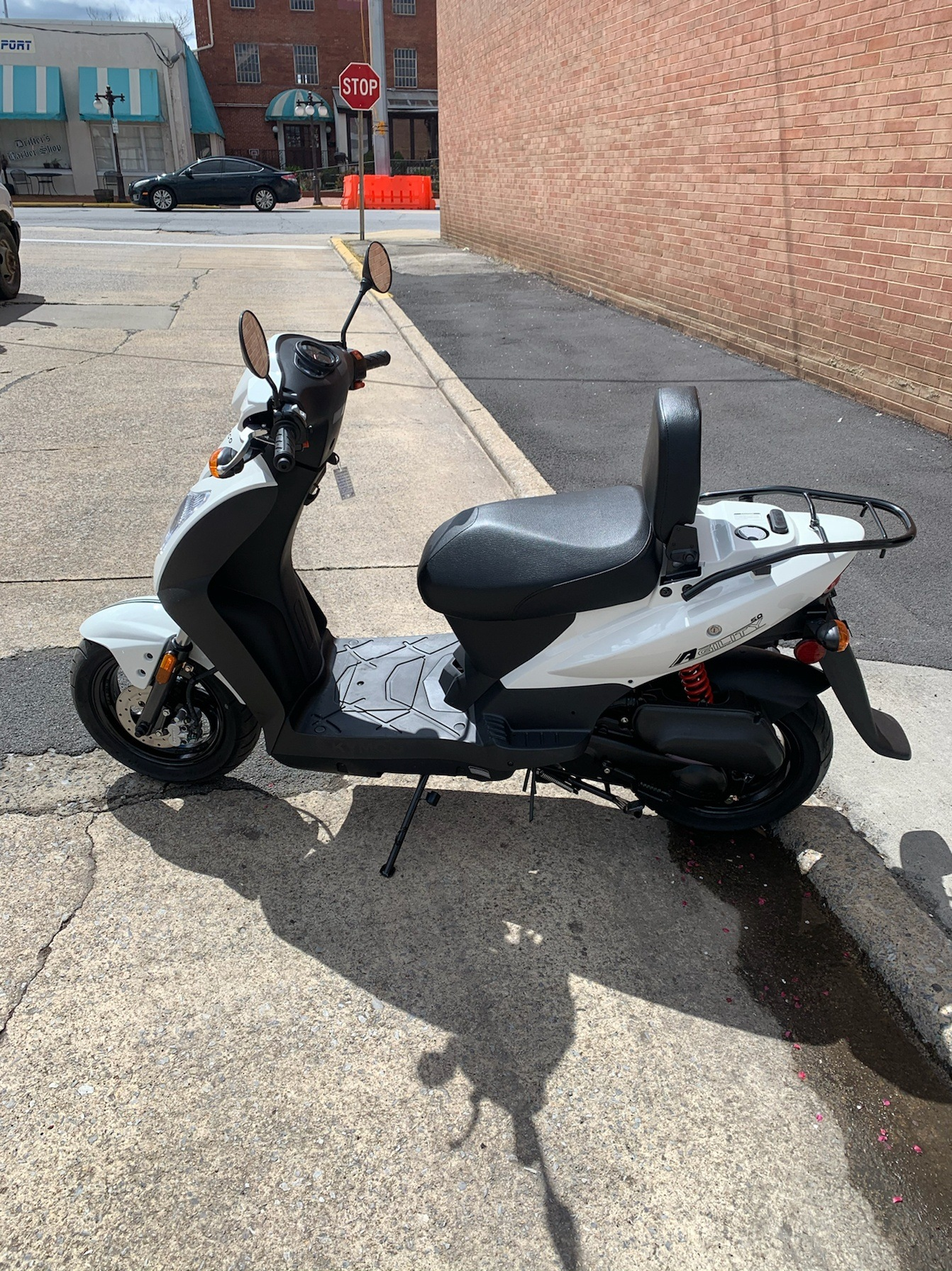 2020 Kymco AGILITY 50 in Kingsport, Tennessee - Photo 4