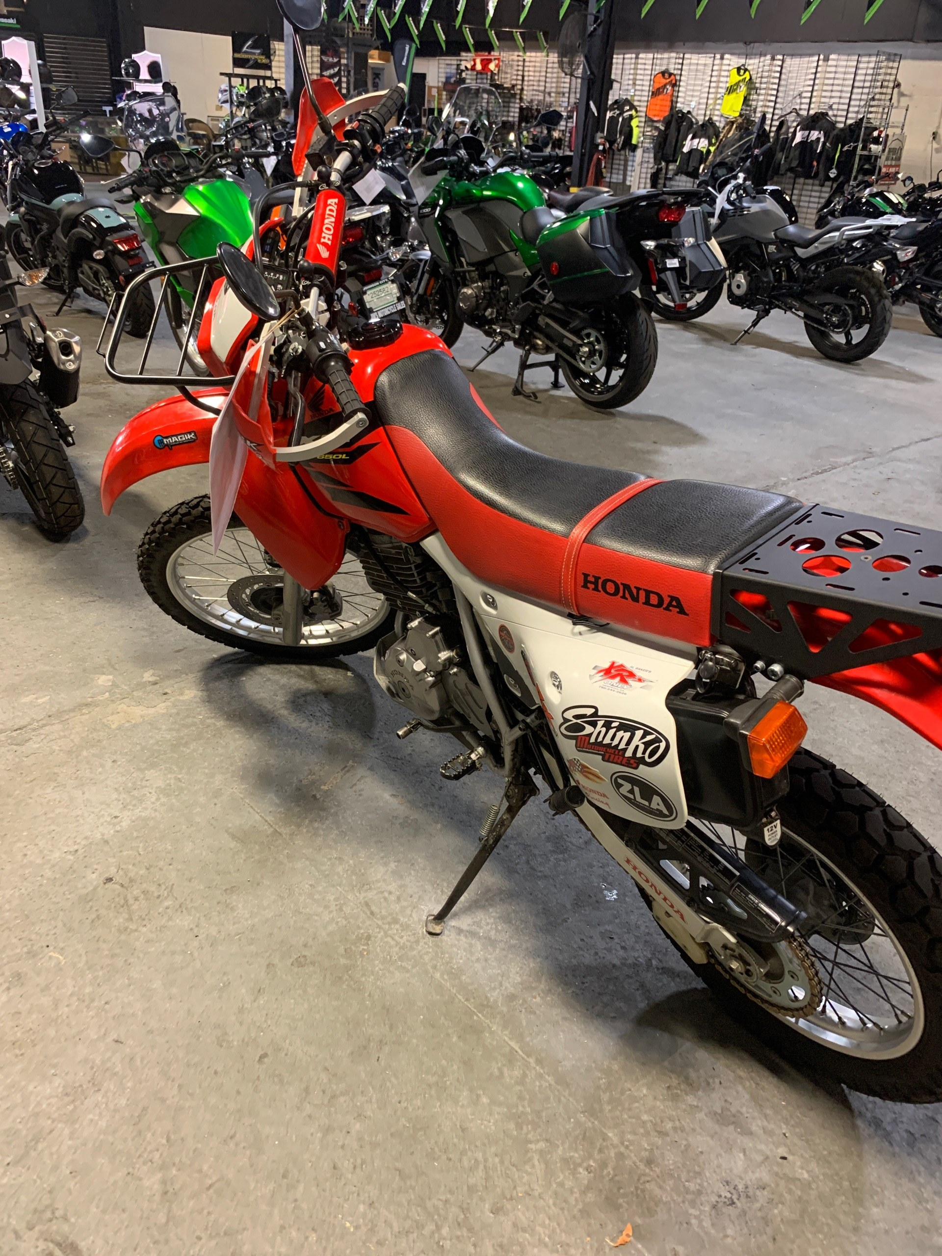2004 Honda XR650L in Kingsport, Tennessee - Photo 5