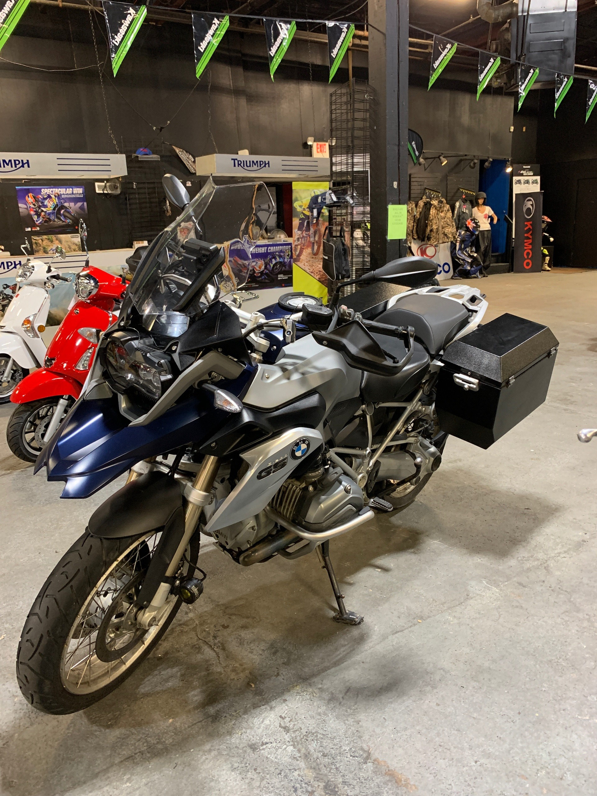 2016 BMW R 1200 GS in Kingsport, Tennessee - Photo 2