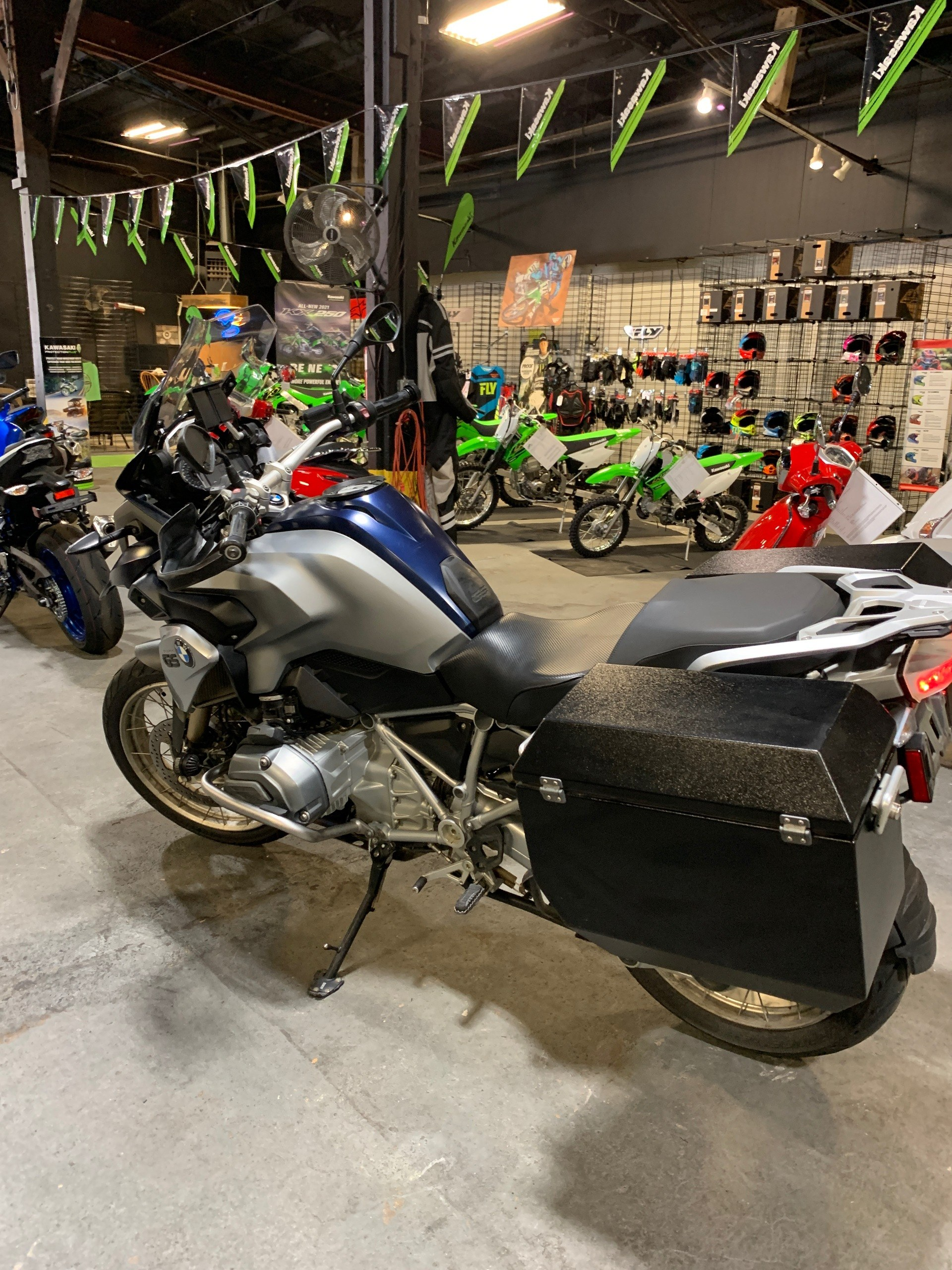2016 BMW R 1200 GS in Kingsport, Tennessee - Photo 5