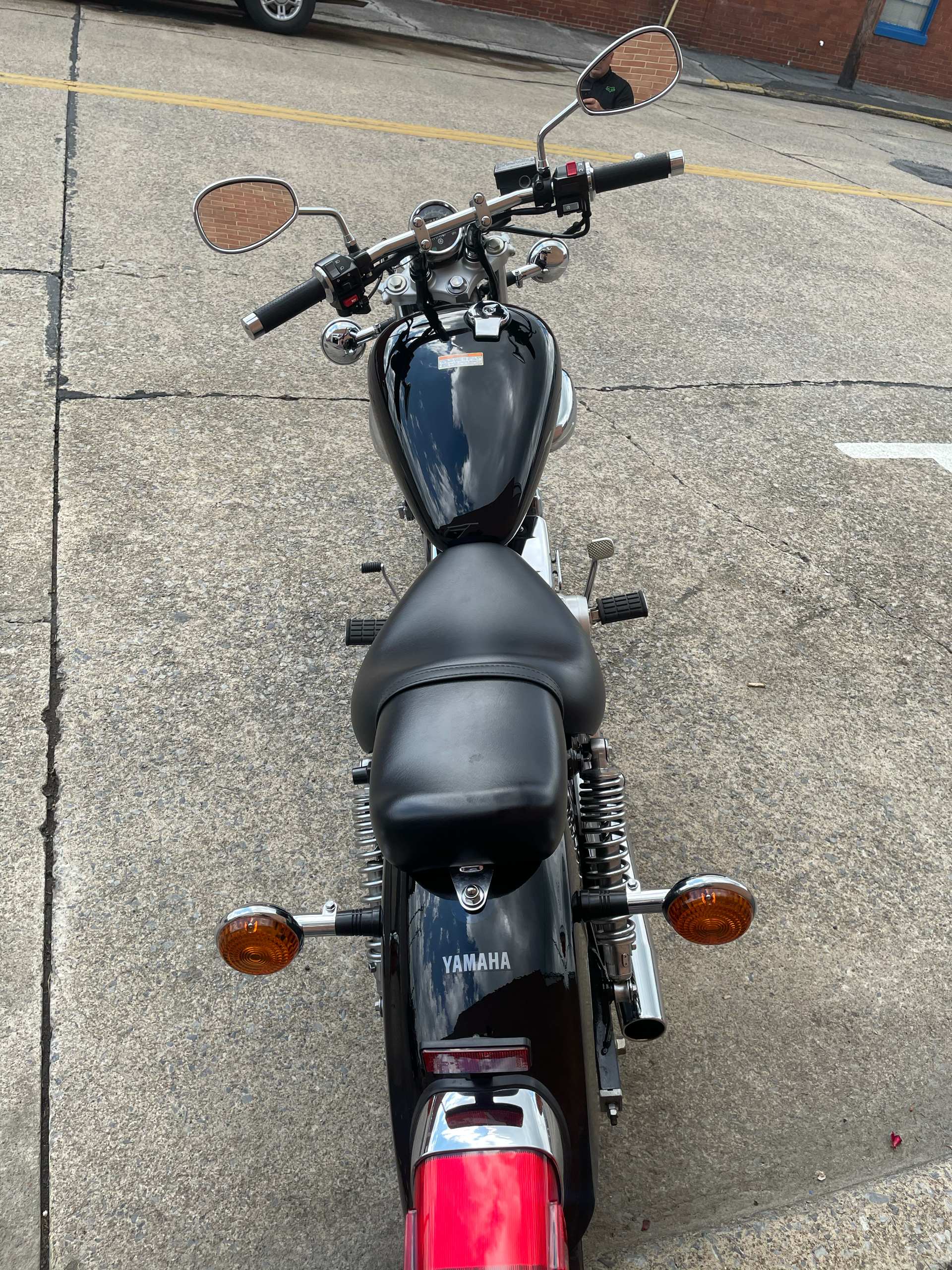 2012 Yamaha V Star 250 in Kingsport, Tennessee - Photo 3