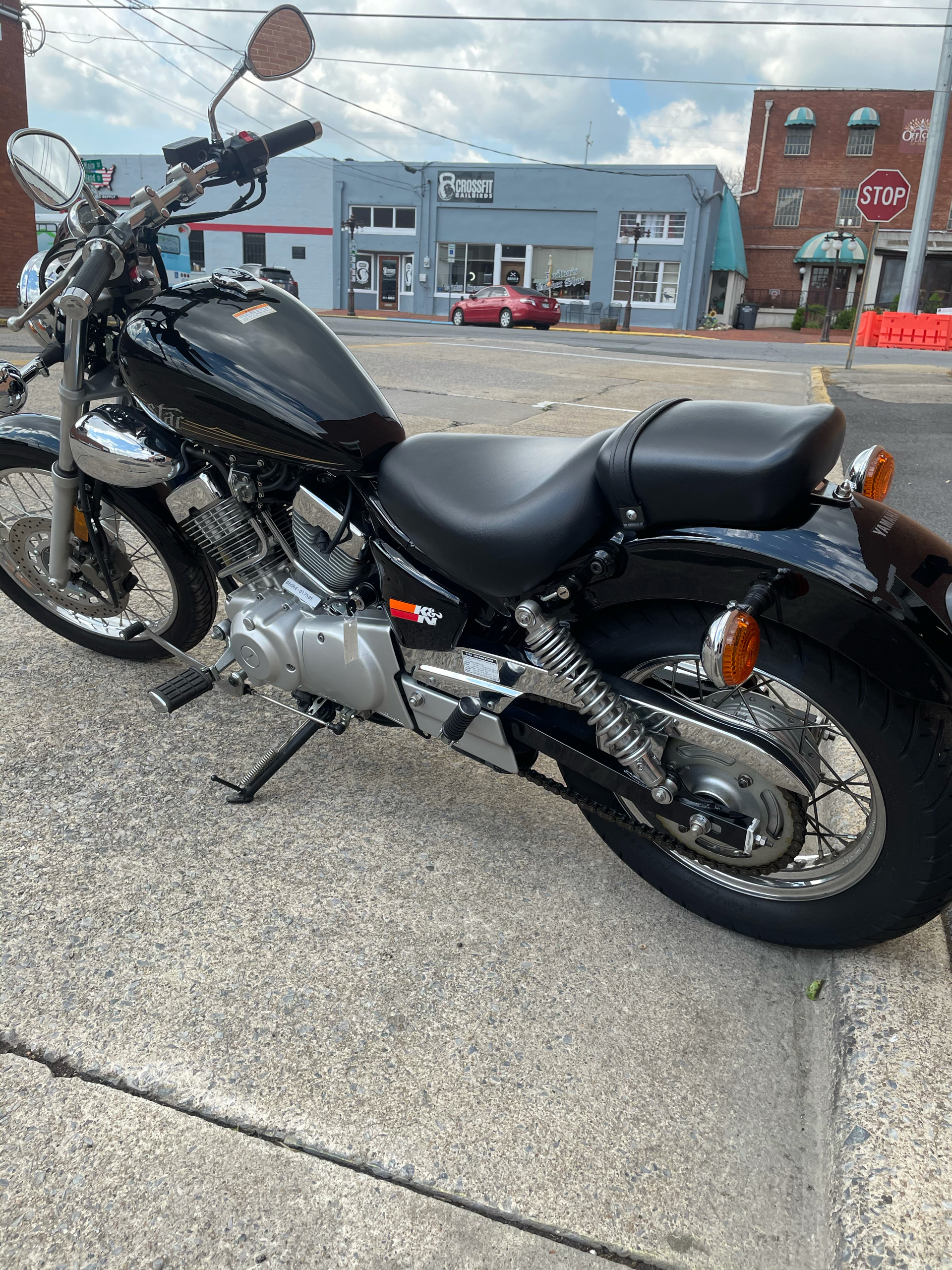 2012 Yamaha V Star 250 in Kingsport, Tennessee - Photo 4
