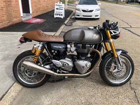 2016 Triumph Thruxton 1200 R in Kingsport, Tennessee