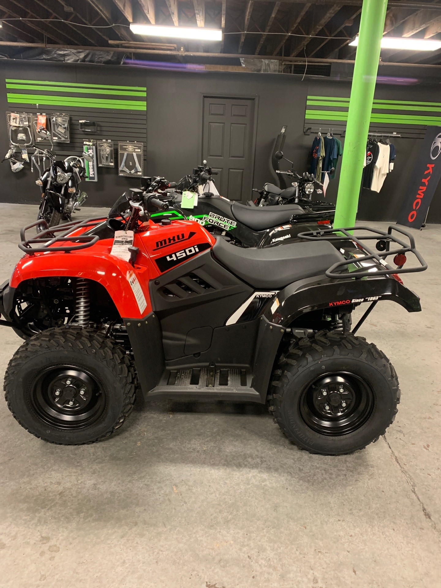 2020 Kymco MXU 450i in Kingsport, Tennessee