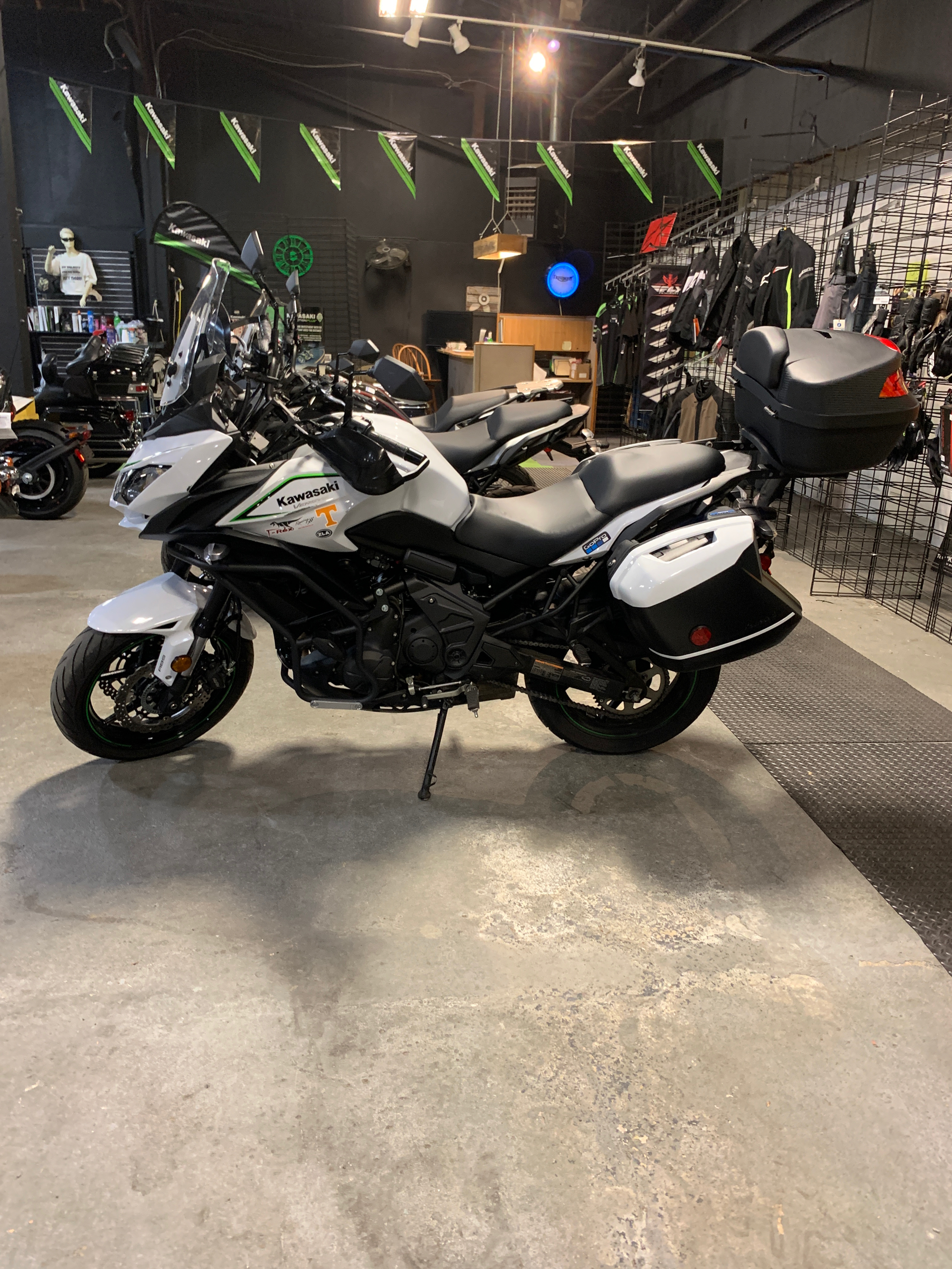 2018 Kawasaki Versys 650 LT in Kingsport, Tennessee - Photo 3