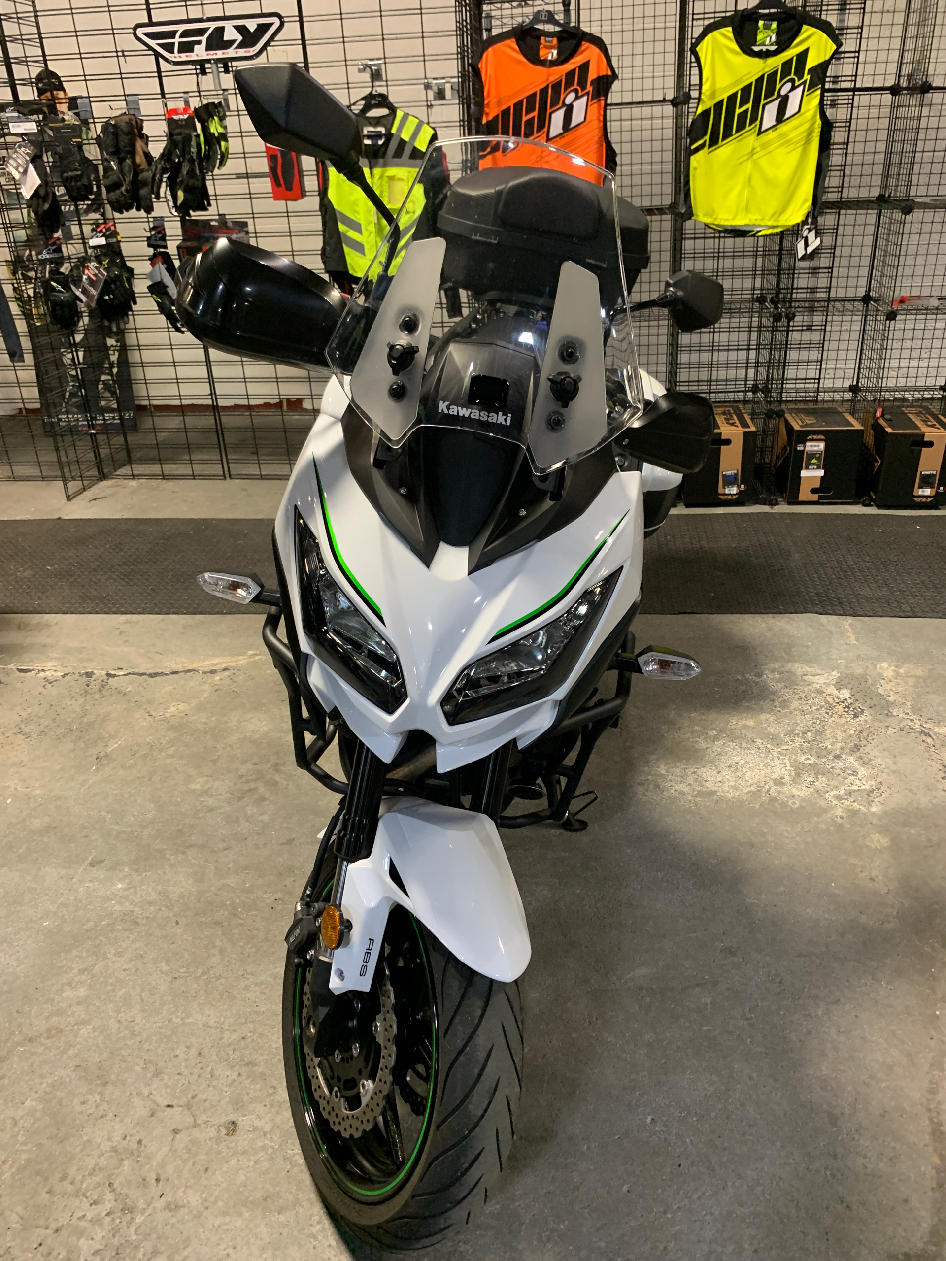 2018 Kawasaki Versys 650 LT in Kingsport, Tennessee - Photo 4