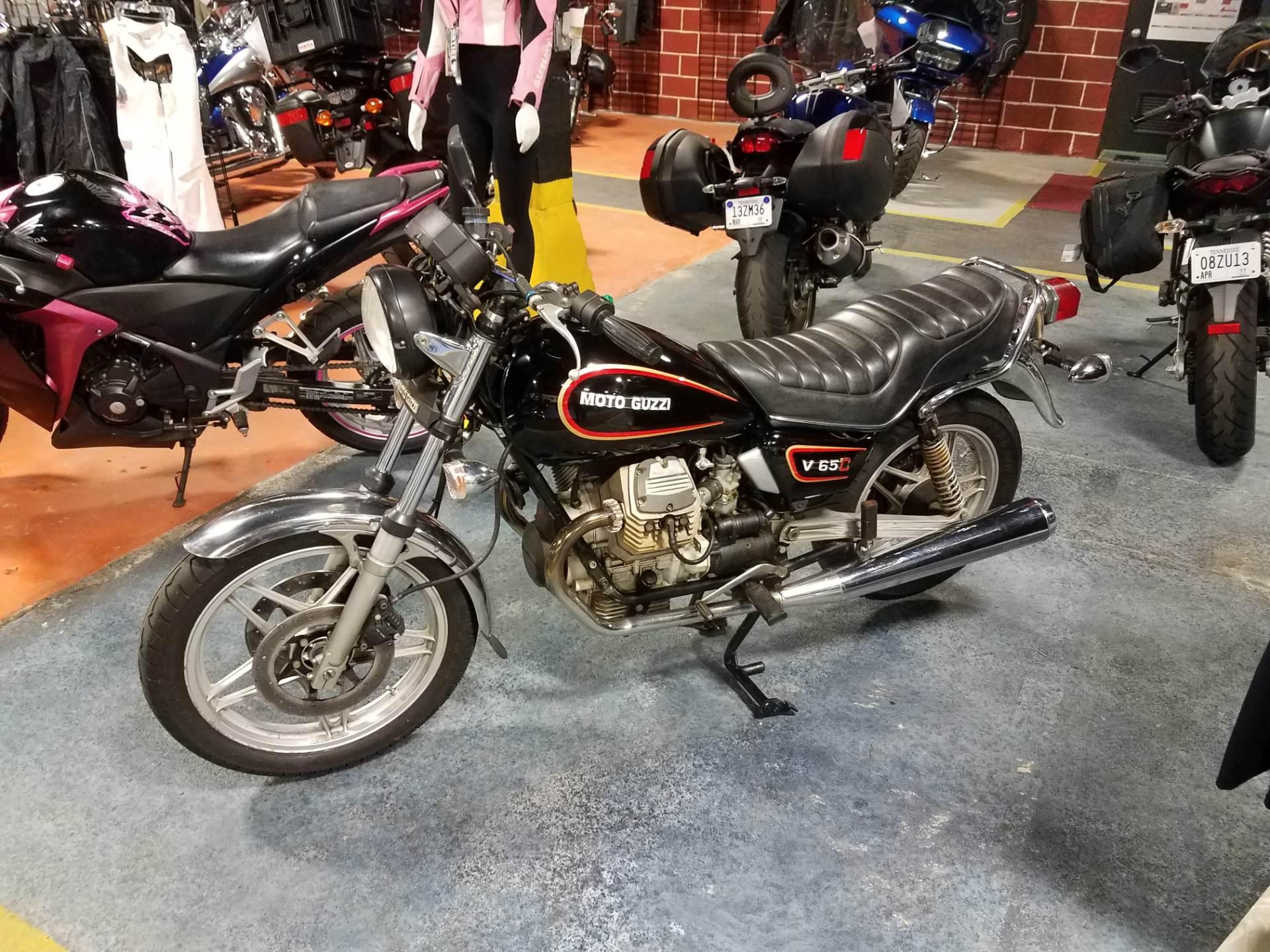 1984 Moto Guzzi V-65 in Kingsport, Tennessee