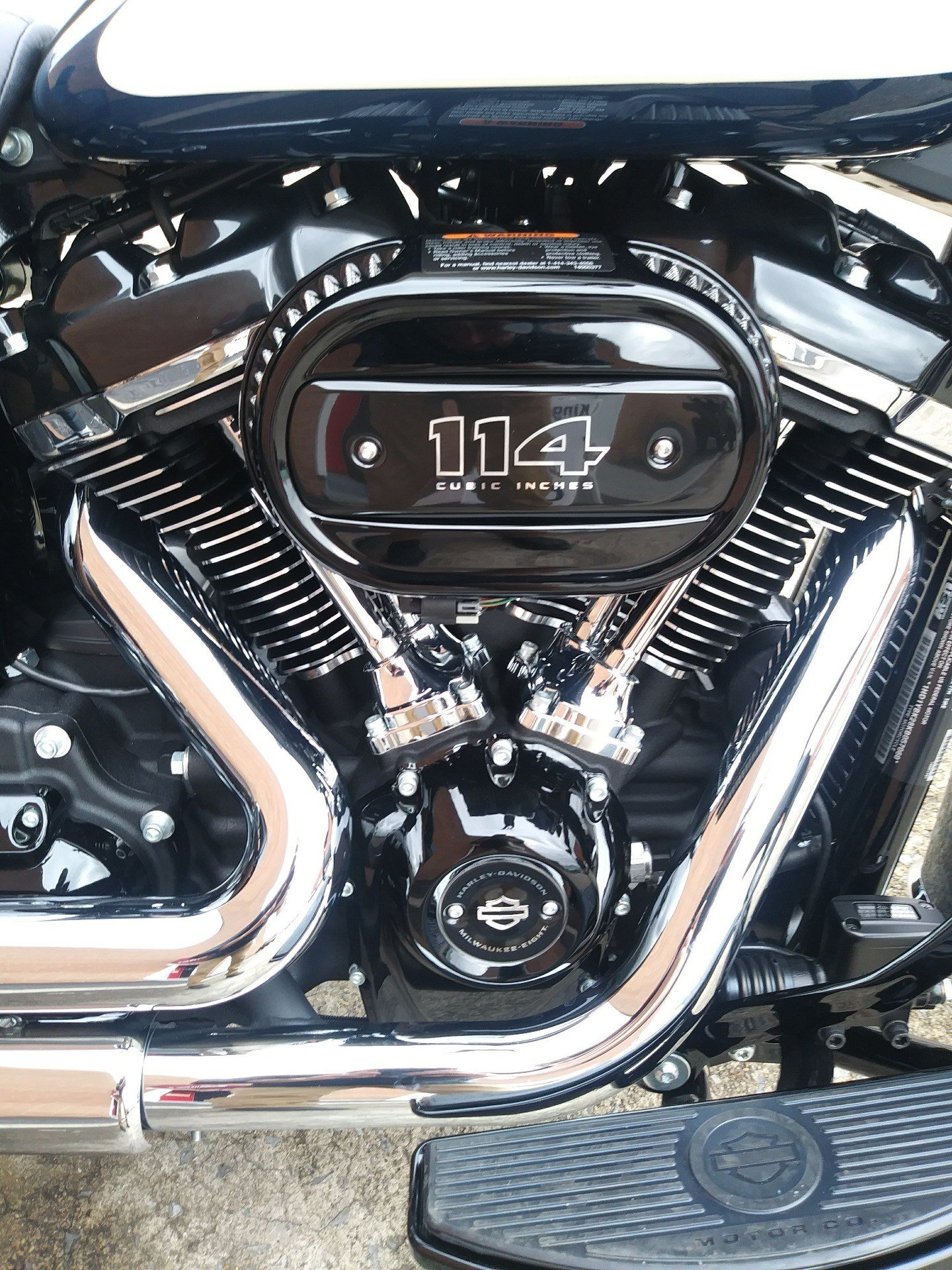 2019 Harley-Davidson Heritage Classic 114 in Kingsport, Tennessee - Photo 10