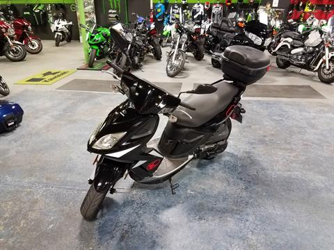 2013 Kymco Super 8 150 in Kingsport, Tennessee