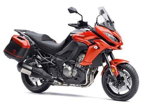 2015 Kawasaki Versys® 1000 LT in Kingsport, Tennessee