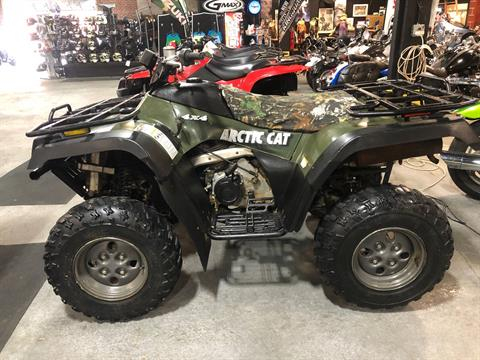 2004 Arctic Cat 400 4x4 Automatic in Kingsport, Tennessee