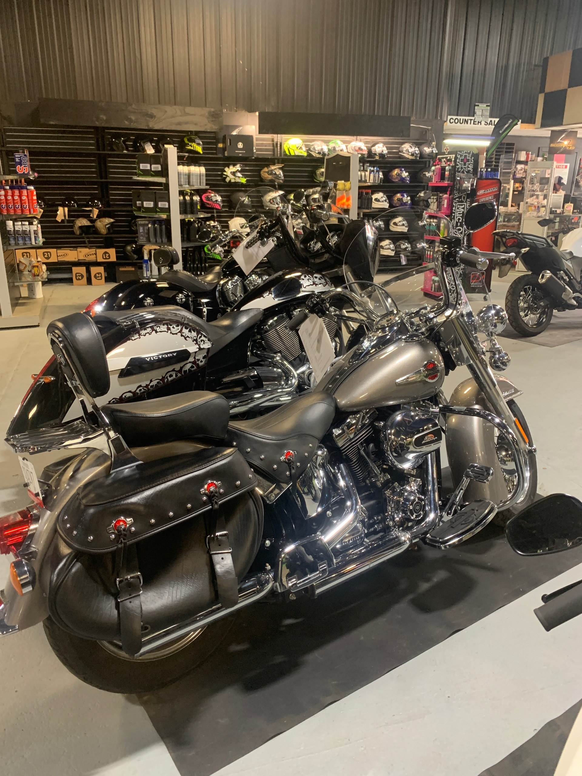 2016 Harley-Davidson Heritage Softail® Classic in Kingsport, Tennessee - Photo 3