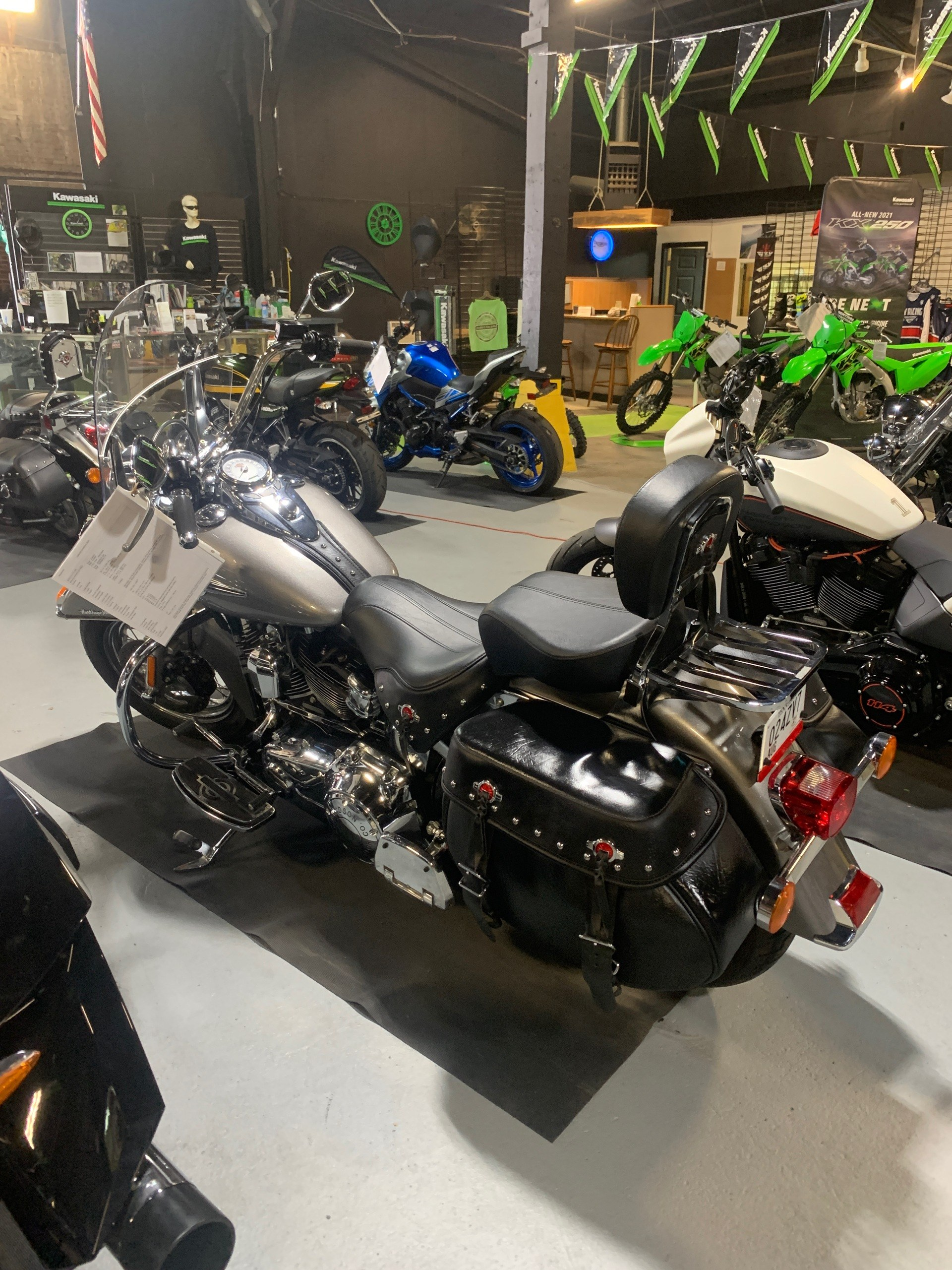 2016 Harley-Davidson Heritage Softail® Classic in Kingsport, Tennessee - Photo 4