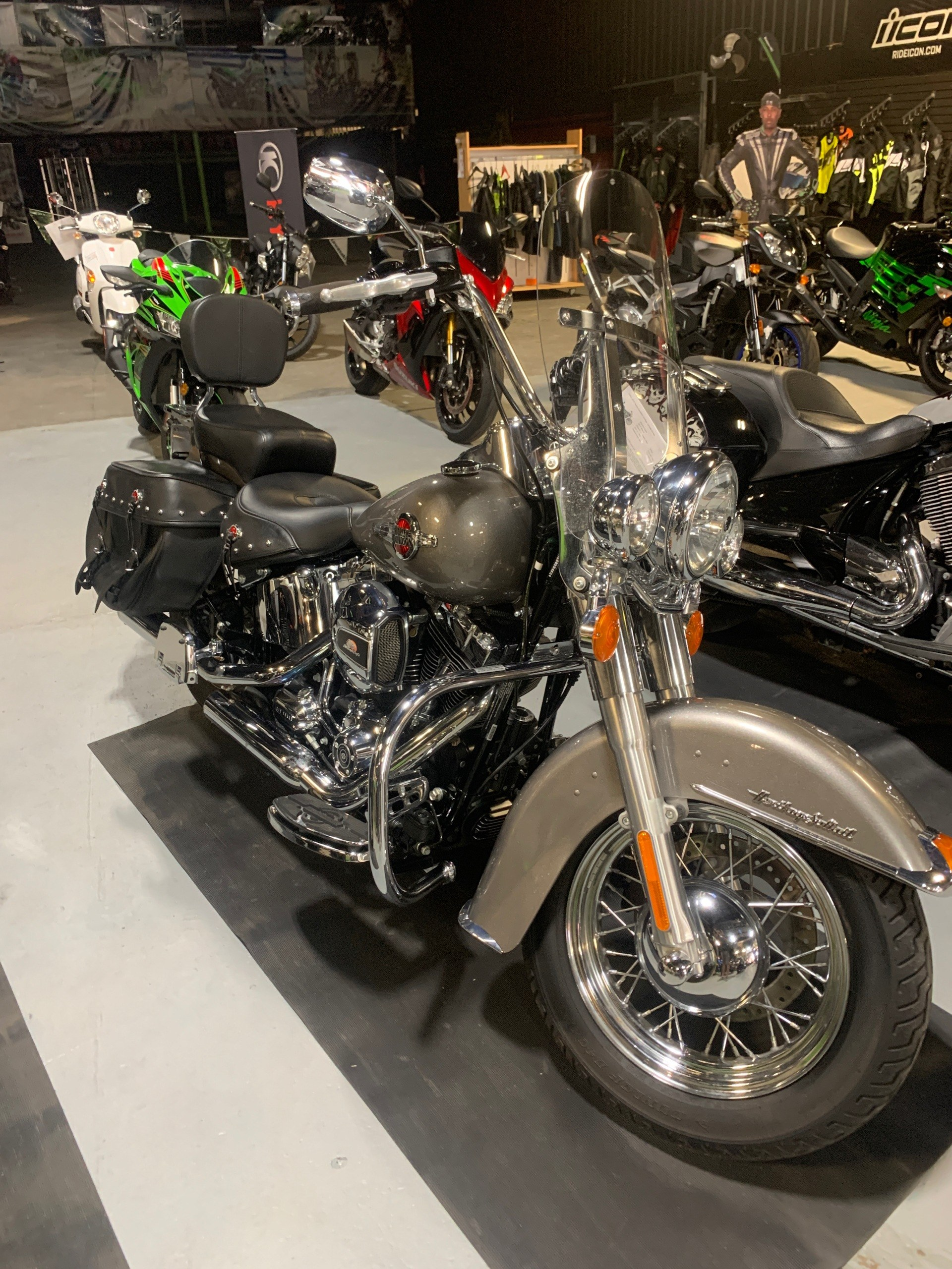 2016 Harley-Davidson Heritage Softail® Classic in Kingsport, Tennessee - Photo 7