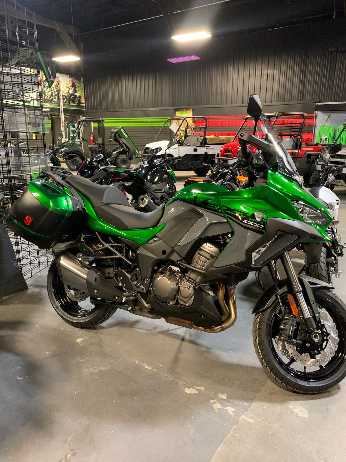 2020 Kawasaki VERSYS 1000 SE LT in Kingsport, Tennessee - Photo 1