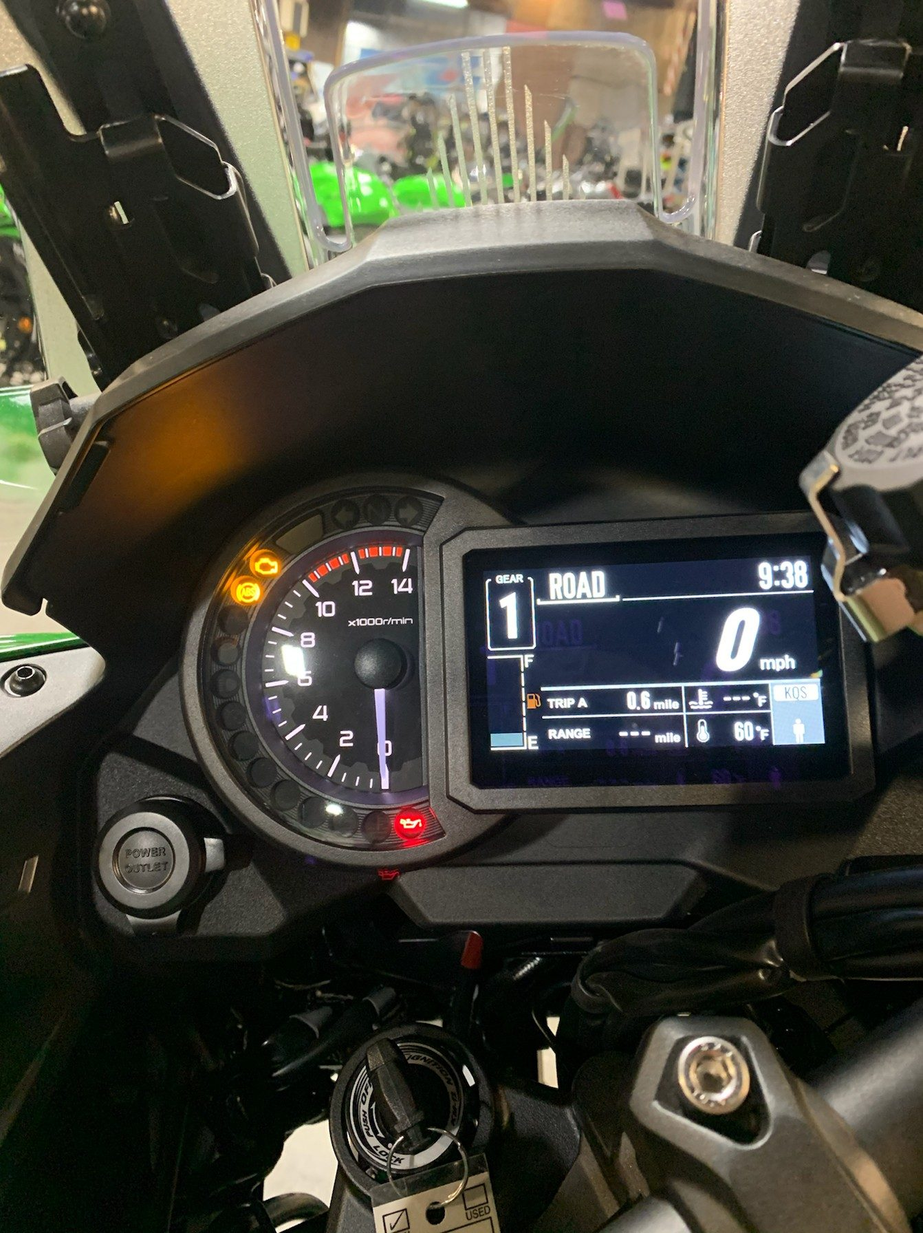 2020 Kawasaki VERSYS 1000 SE LT in Kingsport, Tennessee - Photo 2