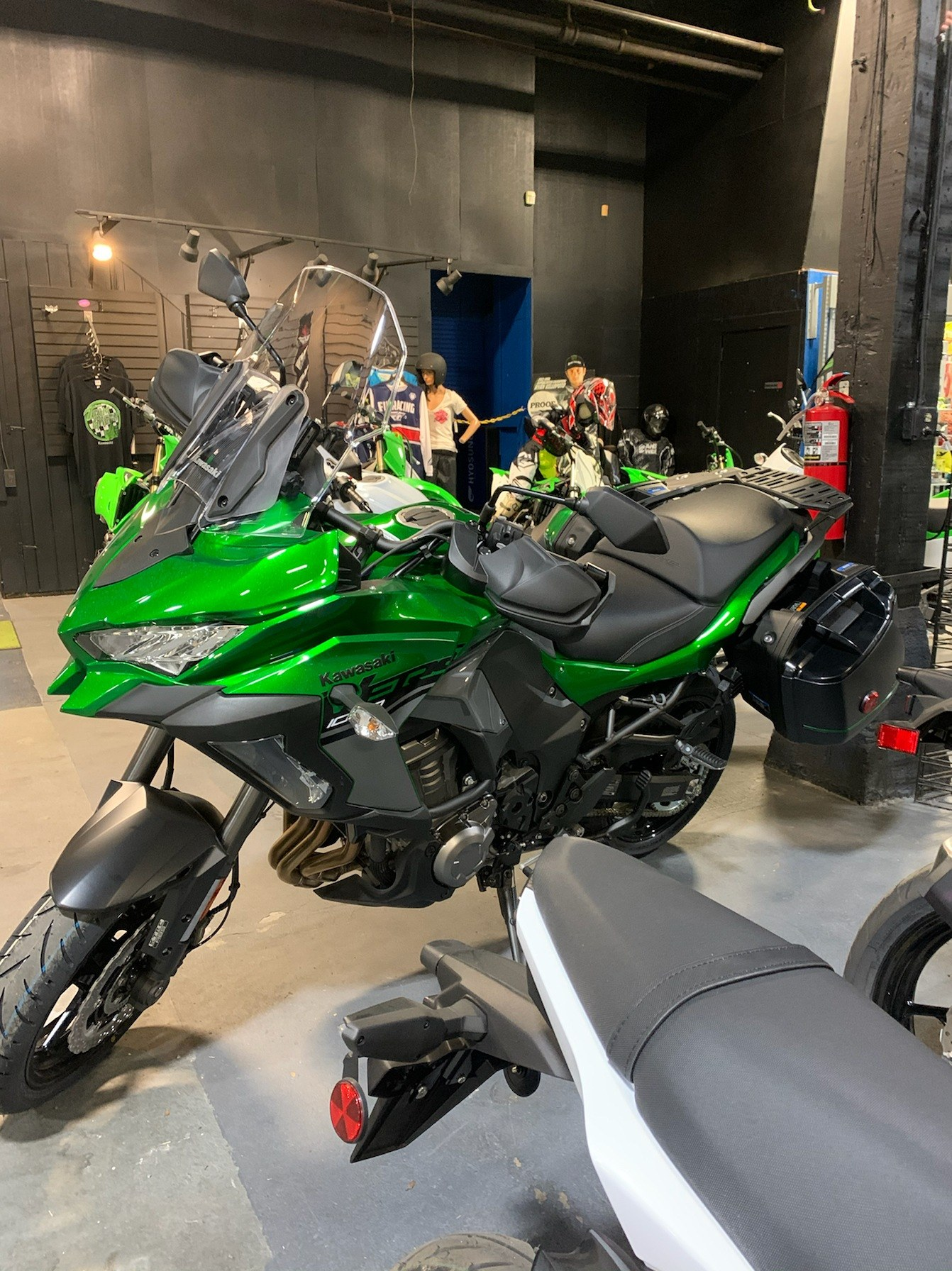 2020 Kawasaki VERSYS 1000 SE LT in Kingsport, Tennessee - Photo 6
