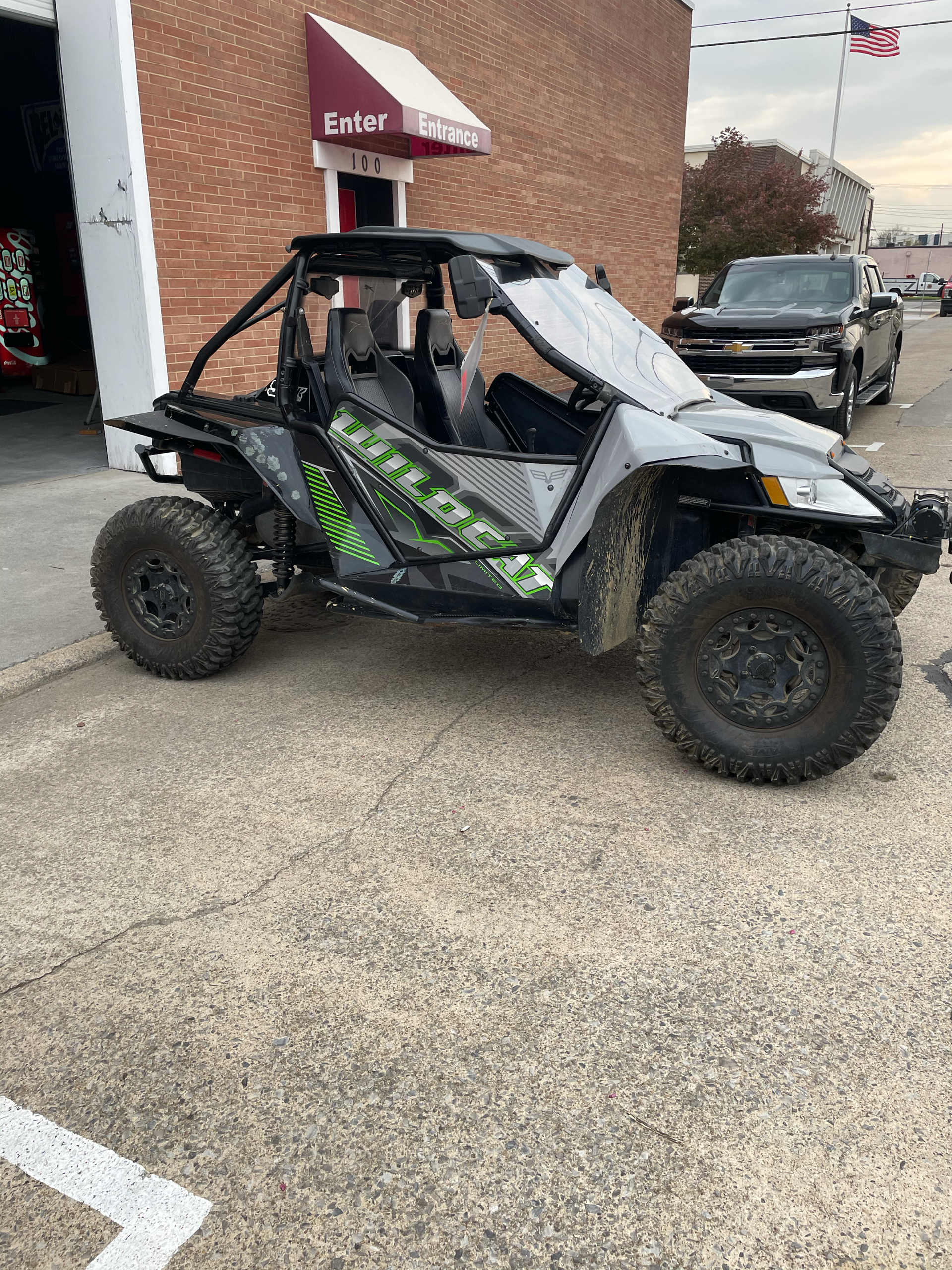 2018 Textron Off Road Wildcat XX in Kingsport, Tennessee - Photo 7