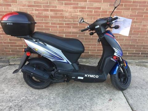 2016 Kymco Agility 125 in Kingsport, Tennessee