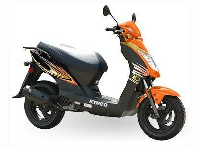 2015 Kymco Agility 125 in Kingsport, Tennessee