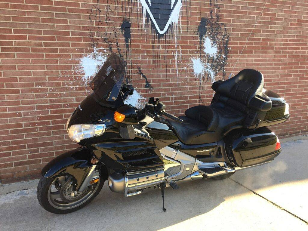 2006 Honda Gold Wing® Audio / Comfort / Navi / ABS in Kingsport, Tennessee