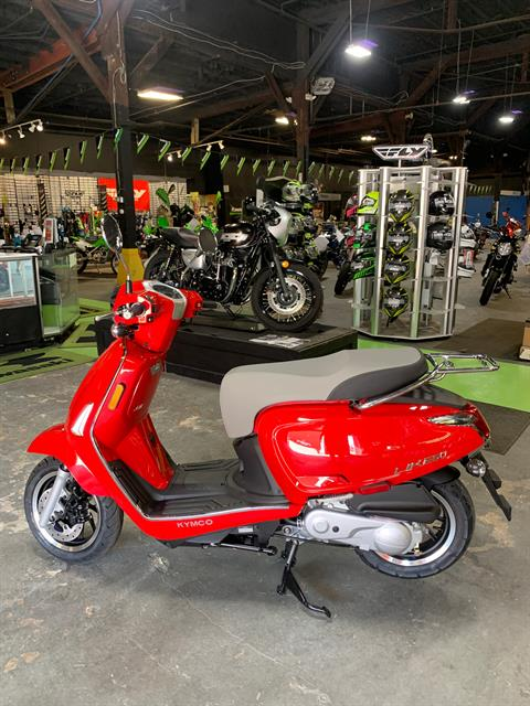 2020 Kymco Like 50i in Kingsport, Tennessee - Photo 2