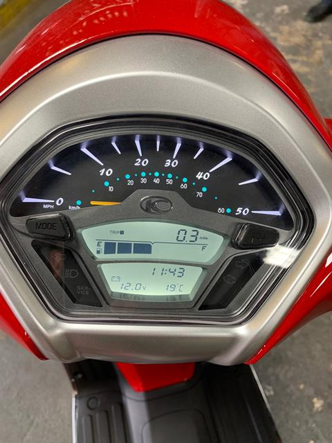 2020 Kymco Like 50i in Kingsport, Tennessee - Photo 3