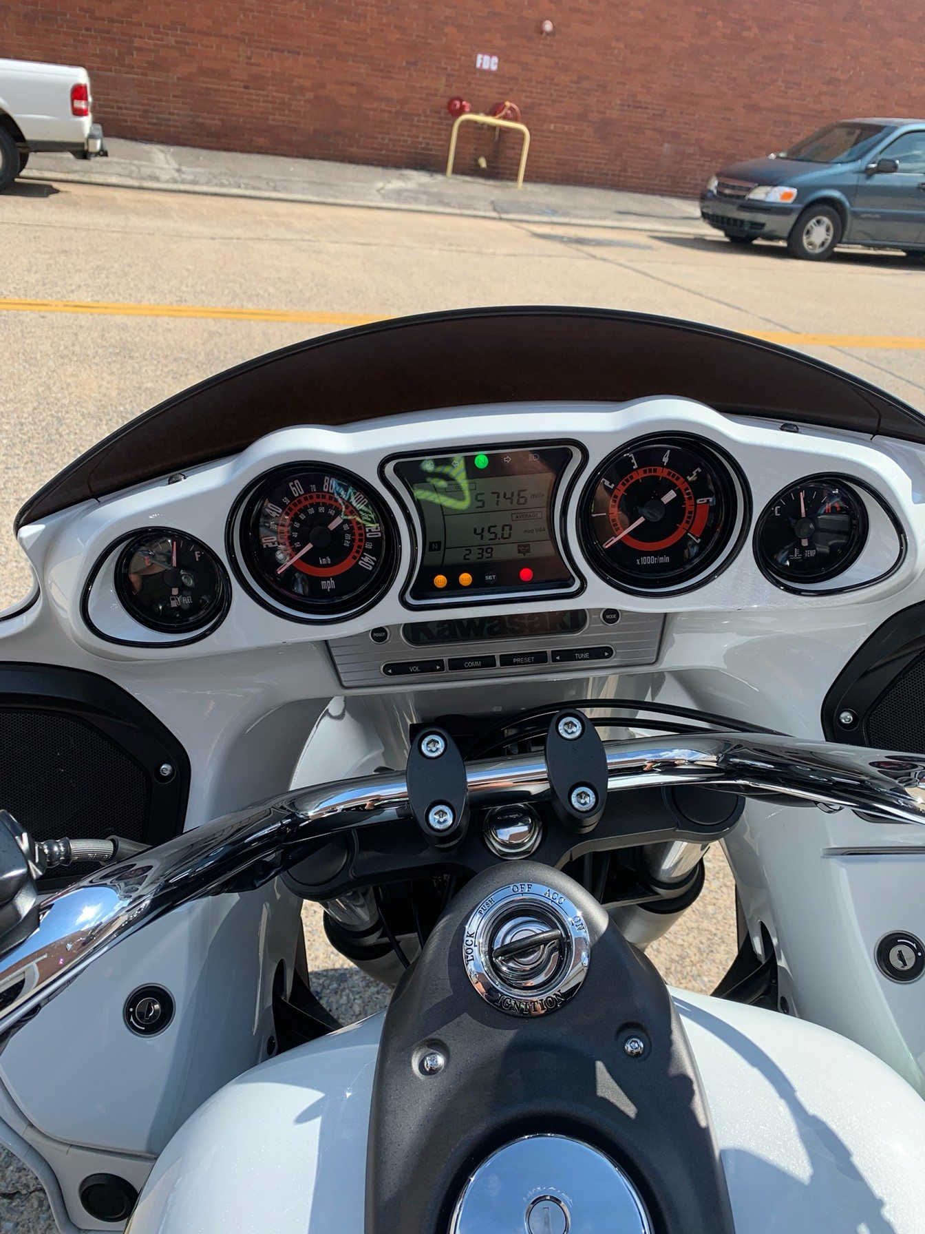 2016 Kawasaki Vulcan 1700 Vaquero ABS in Kingsport, Tennessee - Photo 6