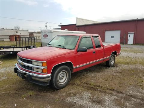 1996 Chevrolet C2500  3/4 TON 2WD DIESEL in Kingsport, Tennessee
