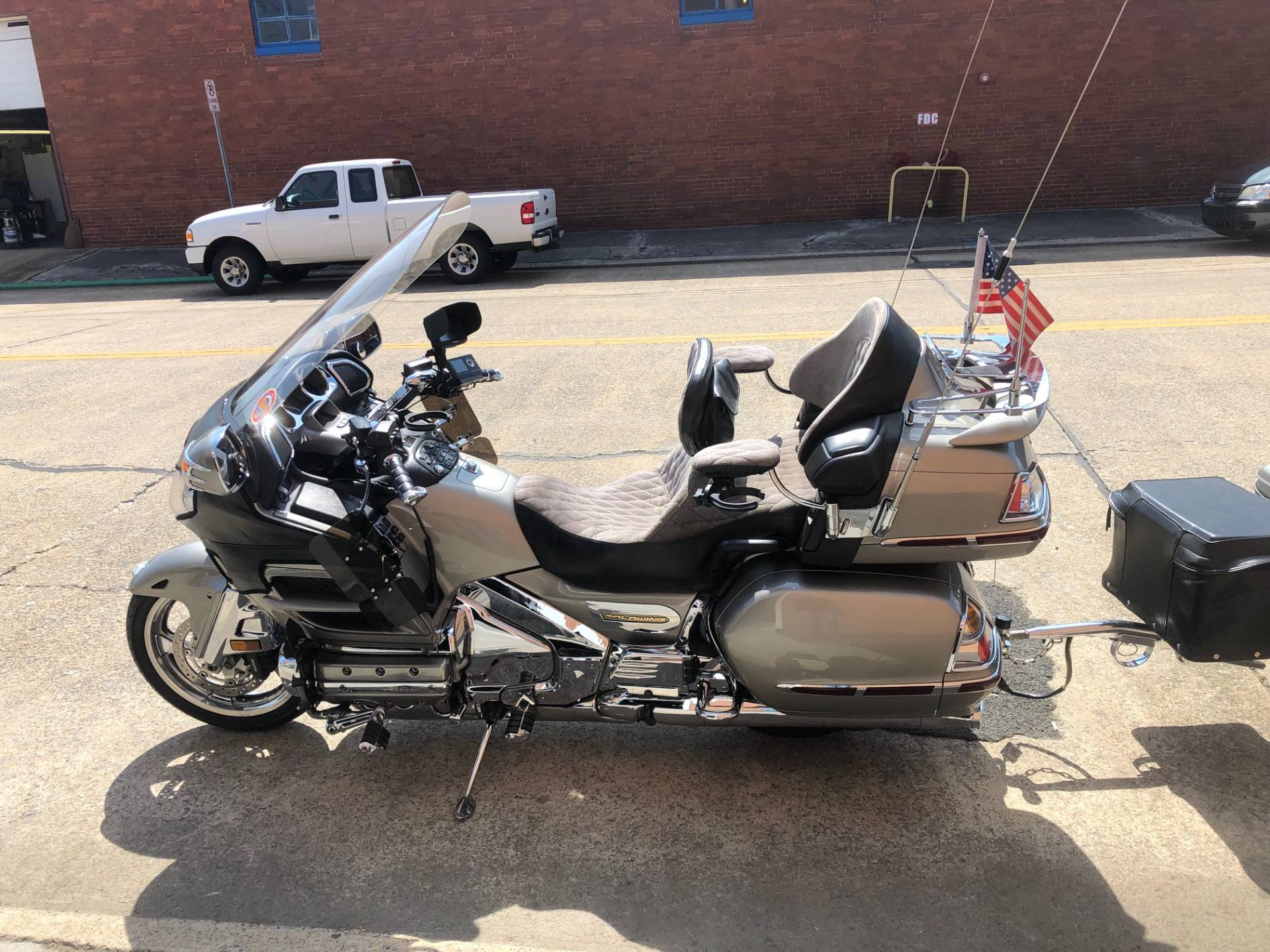 2002 Honda Gold Wing in Kingsport, Tennessee - Photo 1