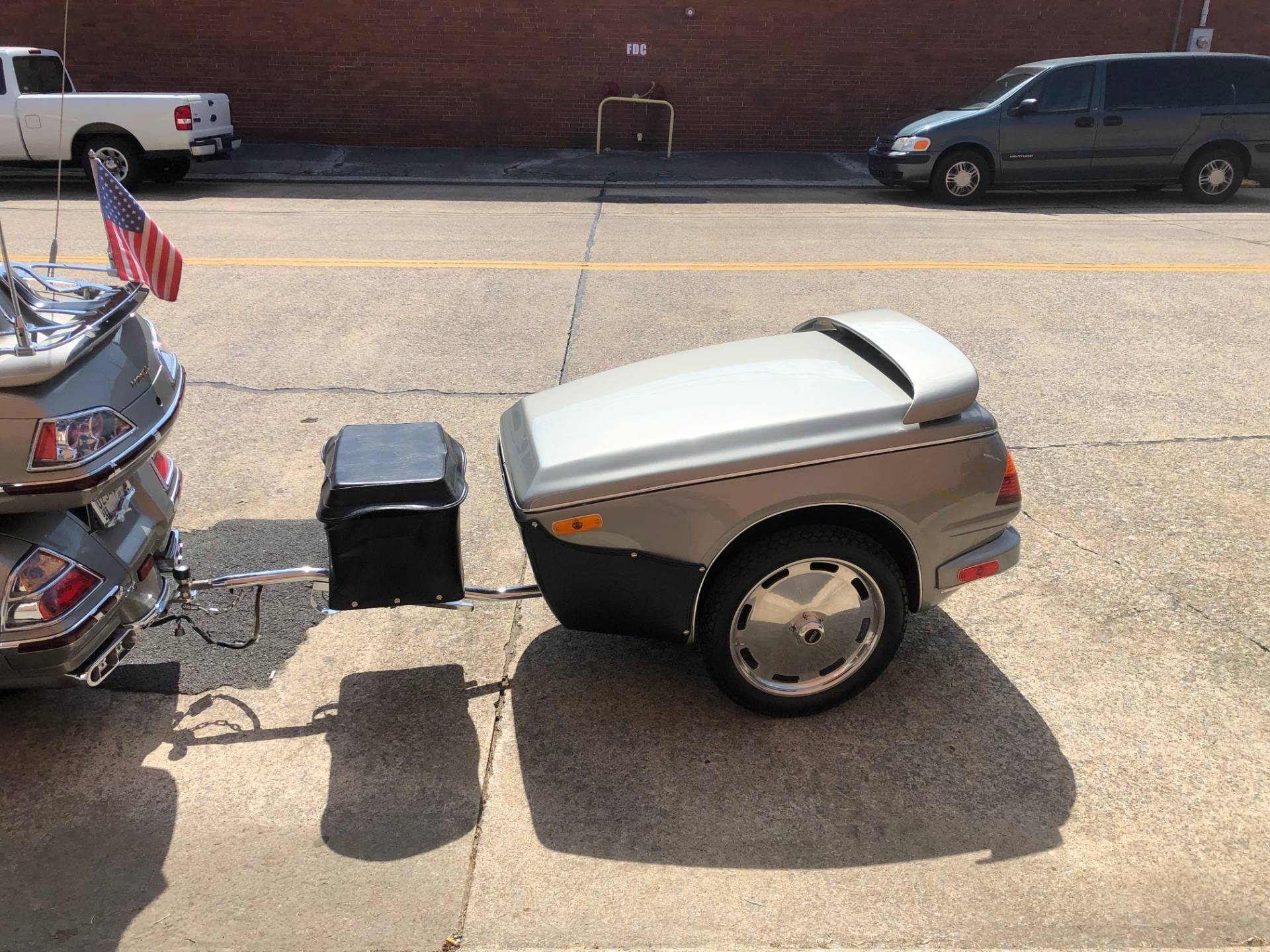 2002 Honda Gold Wing in Kingsport, Tennessee - Photo 2
