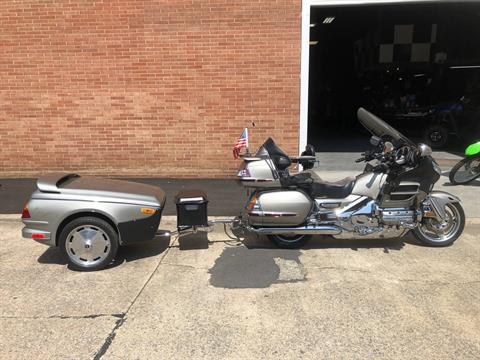 2002 Honda Gold Wing in Kingsport, Tennessee - Photo 3