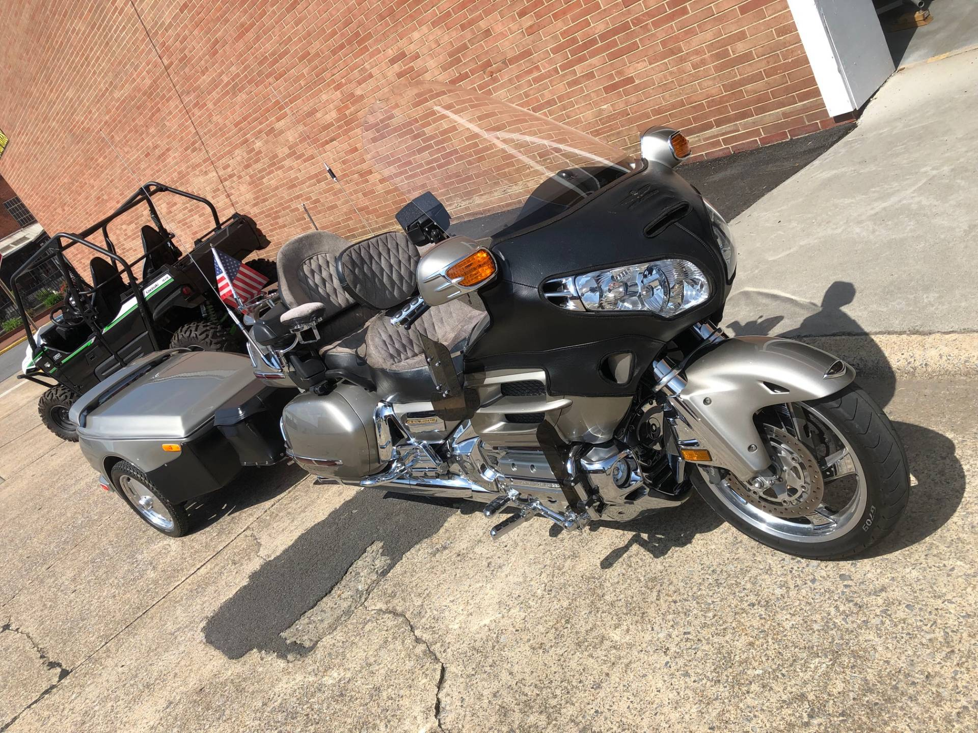 2002 Honda Gold Wing in Kingsport, Tennessee - Photo 4