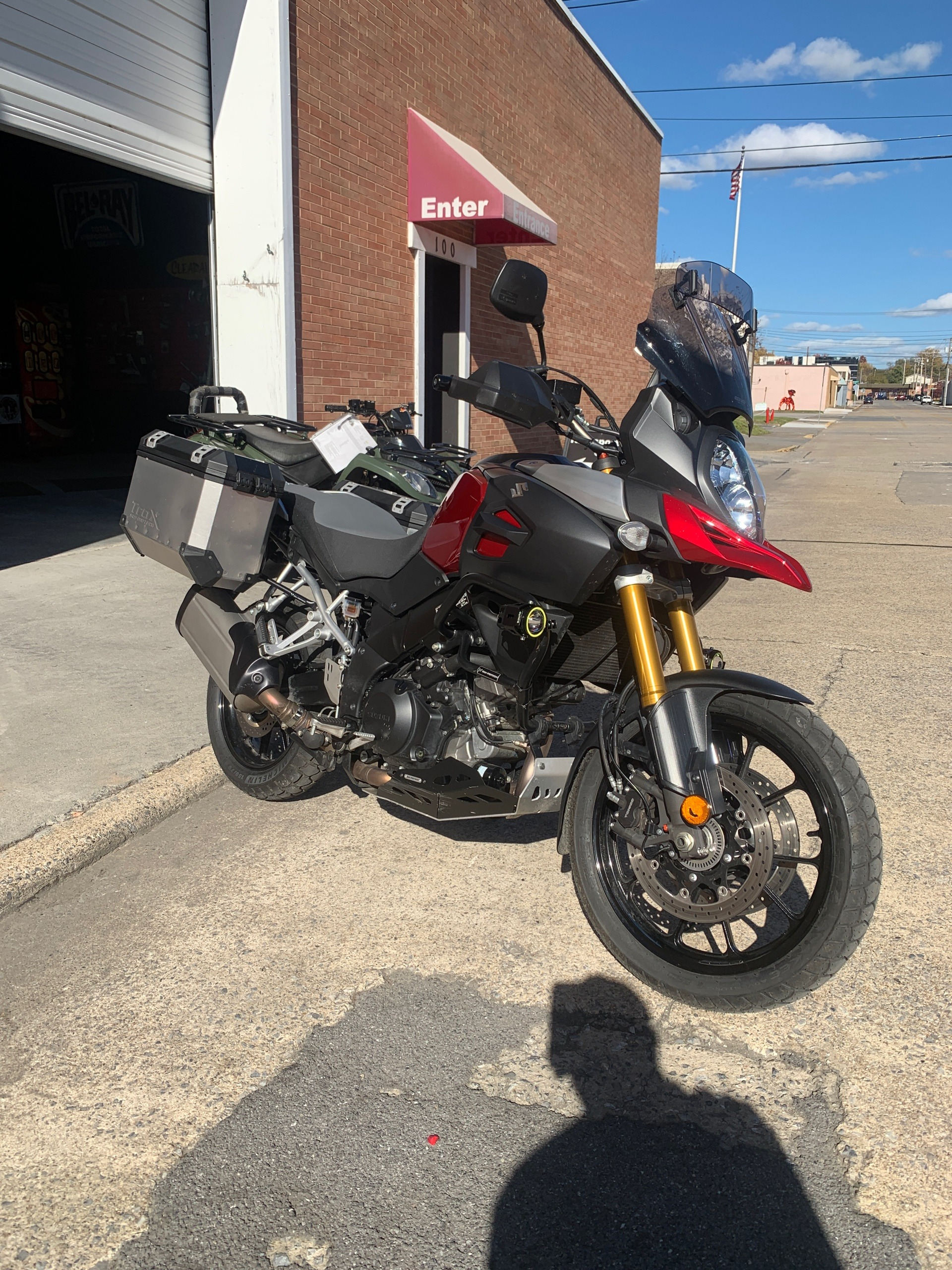 2014 Suzuki V-Strom 1000 ABS in Kingsport, Tennessee - Photo 1