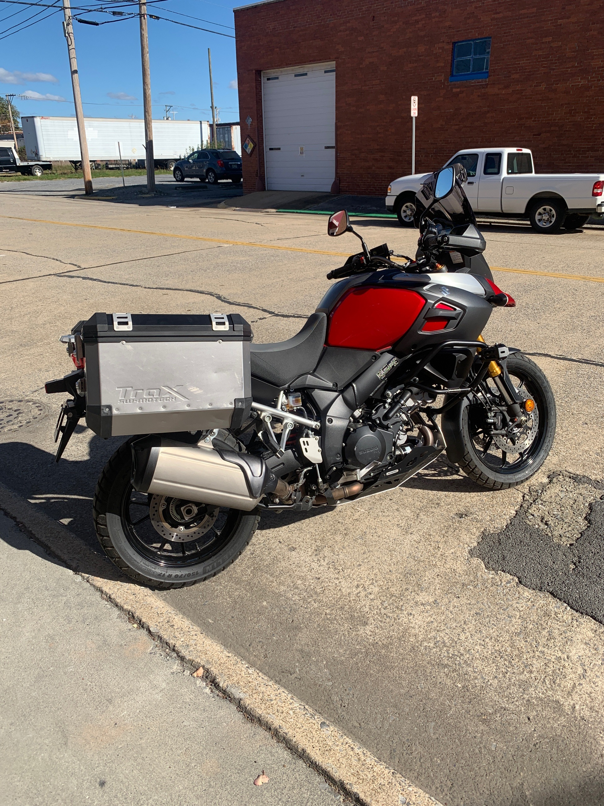 2014 Suzuki V-Strom 1000 ABS in Kingsport, Tennessee - Photo 2