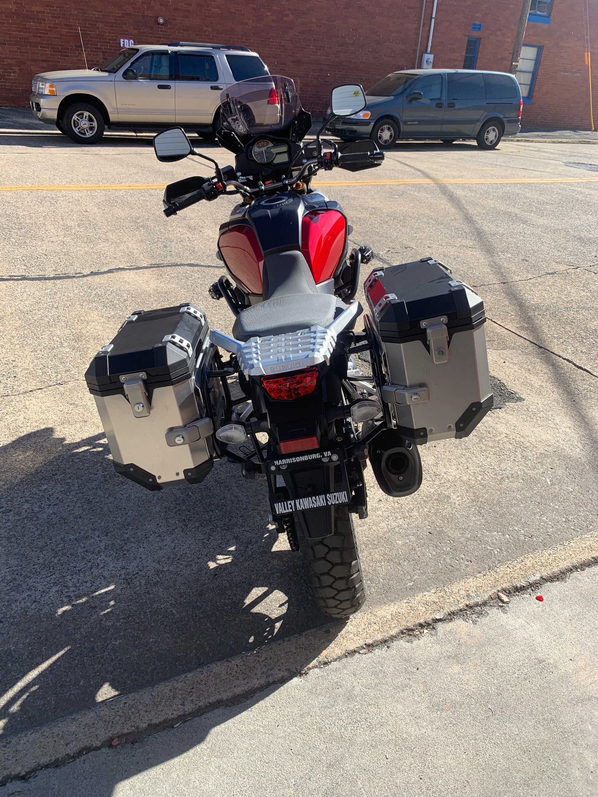 2014 Suzuki V-Strom 1000 ABS in Kingsport, Tennessee - Photo 3