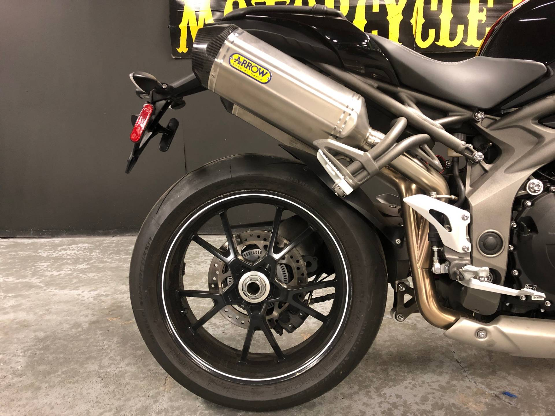 2017 Triumph Speed Triple S in Kingsport, Tennessee - Photo 3