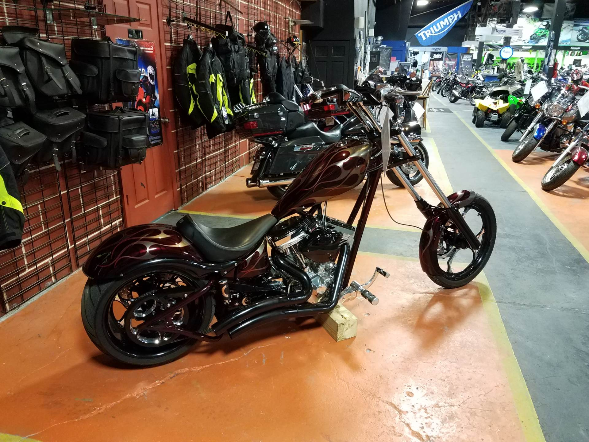 2008 Big Dog Motorcycles K-9 in Kingsport, Tennessee