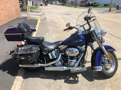 2007 Harley-Davidson FLSTC Heritage Softail® Classic Peace Officer Special Edition in Kingsport, Tennessee - Photo 1