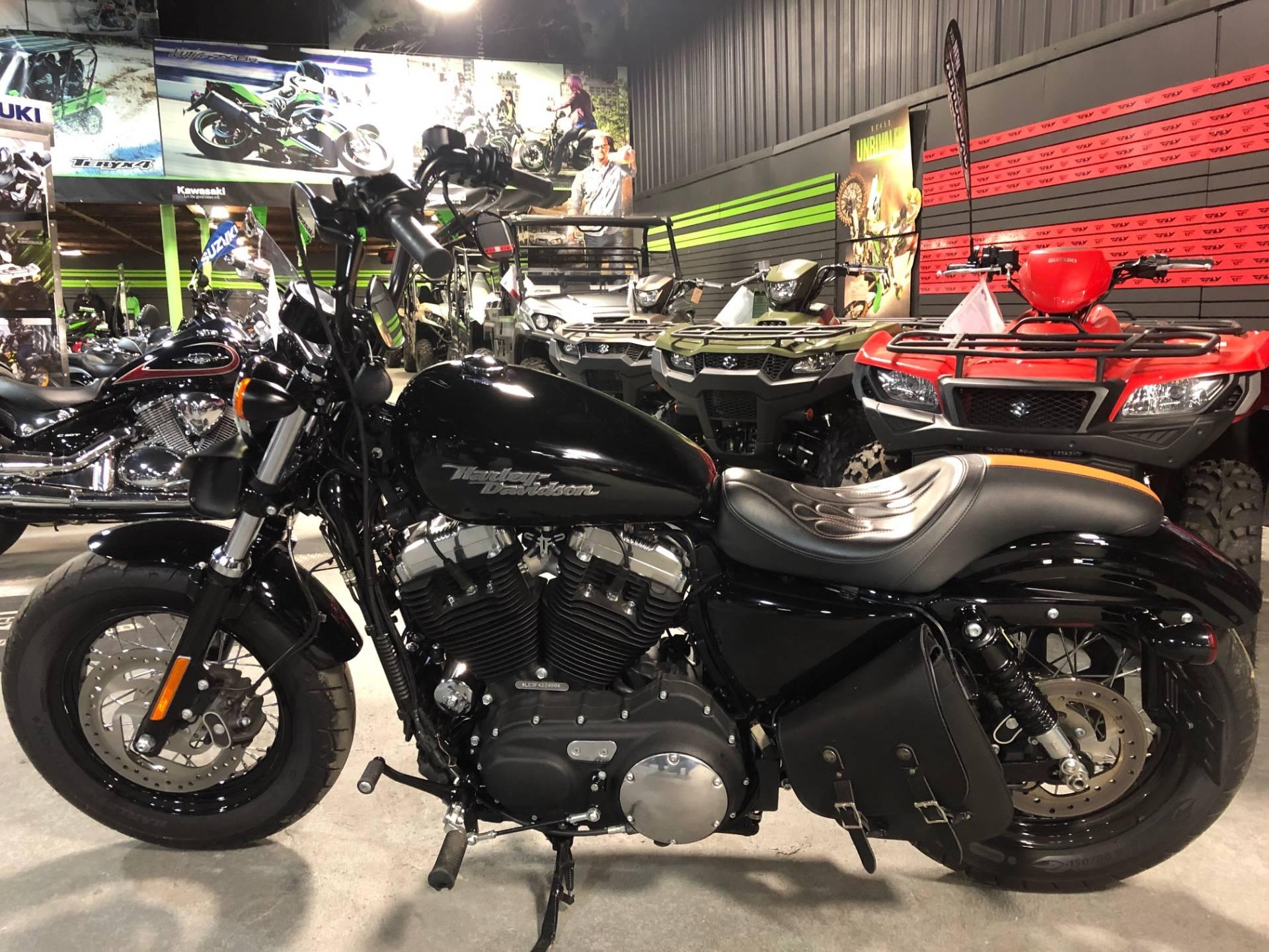 2015 Harley-Davidson Forty-Eight 2