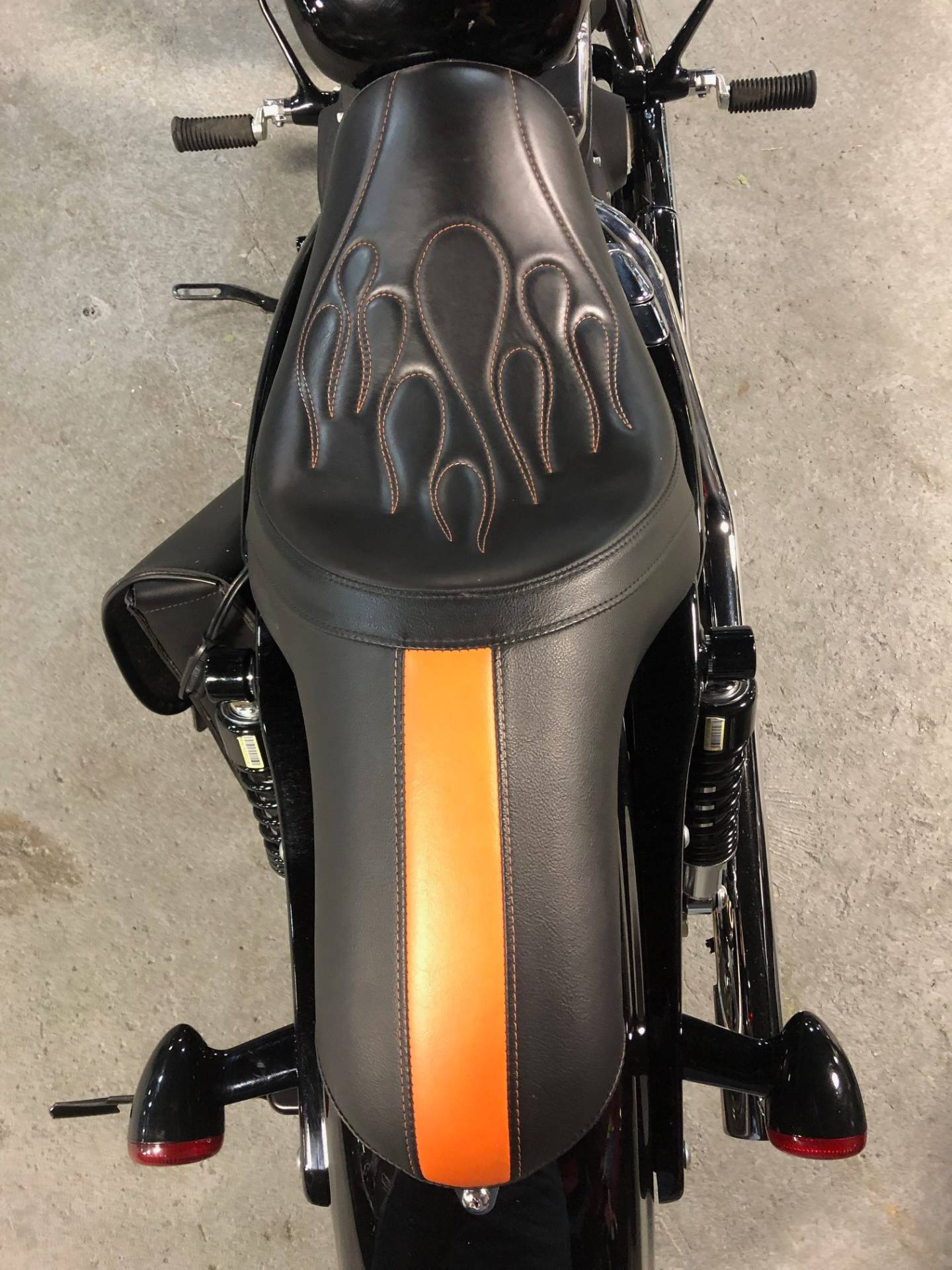 2015 Harley-Davidson Forty-Eight 4