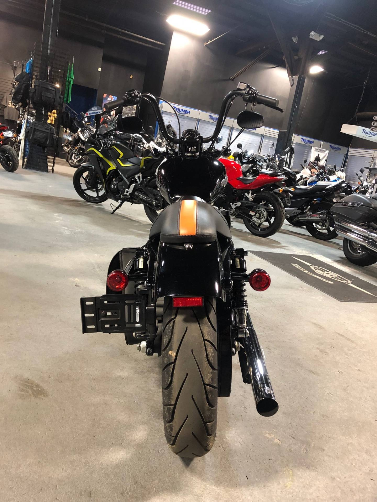 2015 Harley-Davidson Forty-Eight 5