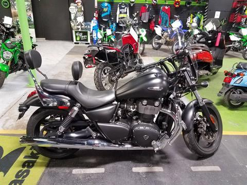 2012 Triumph Thunderbird Storm ABS in Kingsport, Tennessee