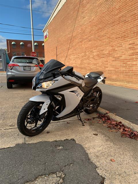 2017 Kawasaki Ninja 300 ABS in Kingsport, Tennessee - Photo 3