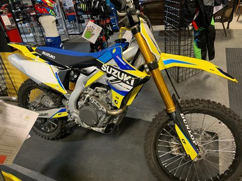 2018 Suzuki RM-Z450 in Kingsport, Tennessee - Photo 1