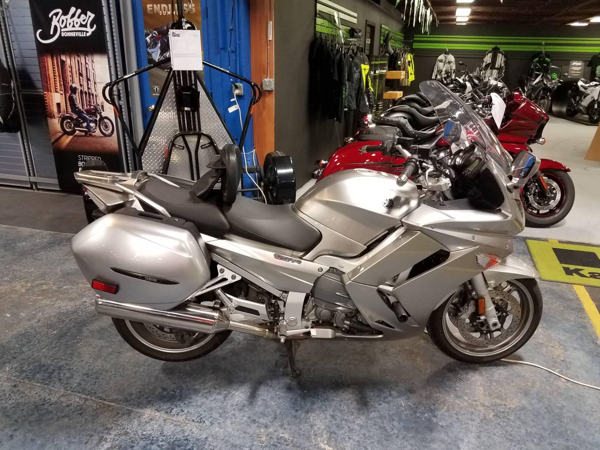 2010 Yamaha FJR1300A 2