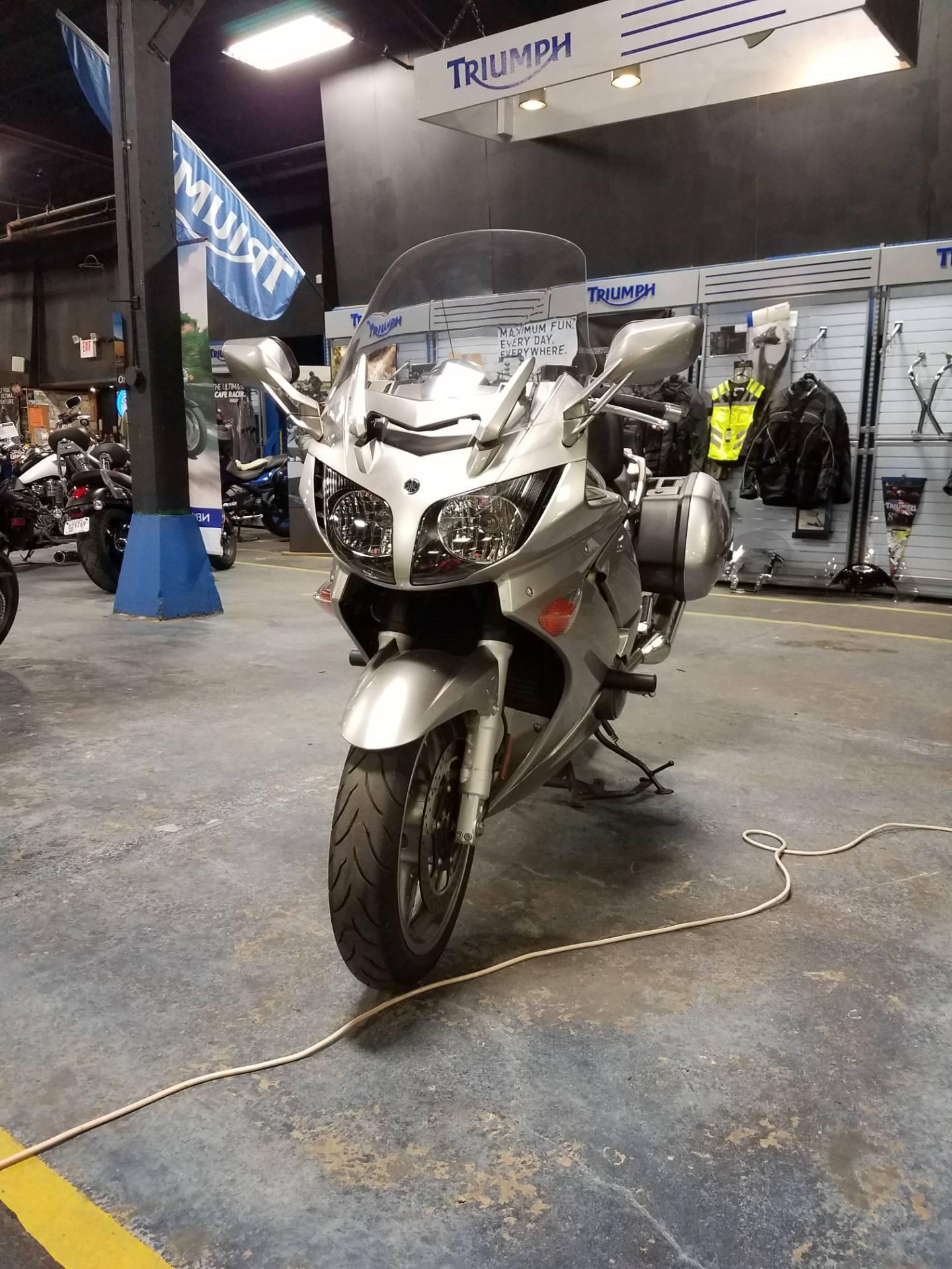2010 Yamaha FJR1300A 3